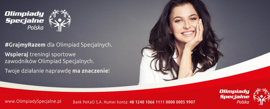 GrajmyRazem dla Olimpiad Specjalnych Polska
