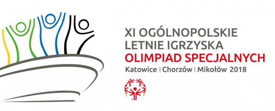 XI Ogólnopolskie Letnie Igrzyska Olimpiad Specjalnych Katowice, Chorzów, Mikołów 2018