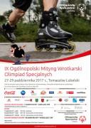 IX Ogólnopolski Mityng Wrotkarski Olimpiad Specjalnych